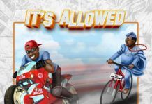 Yovi ft. DavidO & Zlatan - IT'S ALLOWED (prod. by Rexxie) Artwork | AceWorldTeam.com