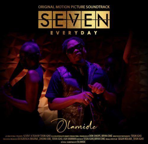 Olamide - Everyday (Seven, The Soundtrack) Artwork   AceWorldTeam.com