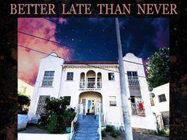 Sinzu - Better Late Than Never (Album) Artwork   AceWorldTeam.com
