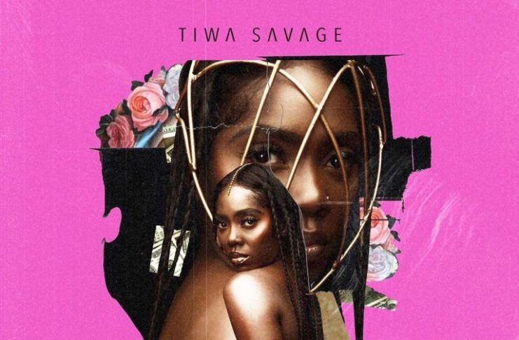 Tiwa Savage - Attention (prod. by Blaq Jerzee) Artwork   AceWorldTeam.com