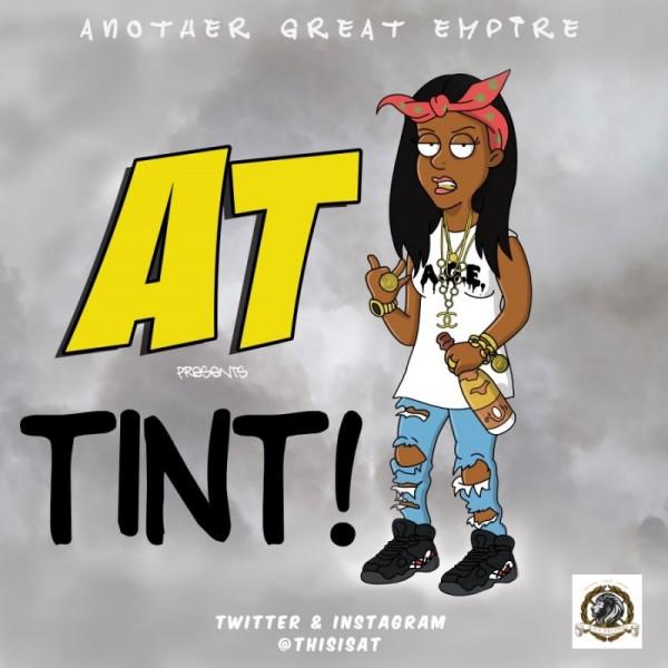 AT - TINT [a Tinashe cover] Artwork | AceWorldTeam.com