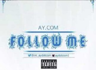 AY.com - FOLLOW ME [prod. by Oga Jojo] Artwork | AceWorldTeam.com