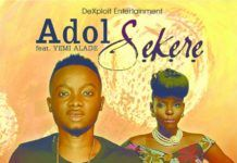 Adol ft. Yemi Alade - SEKERE [prod. by B-Myne] Artwork | AceWorldTeam.com
