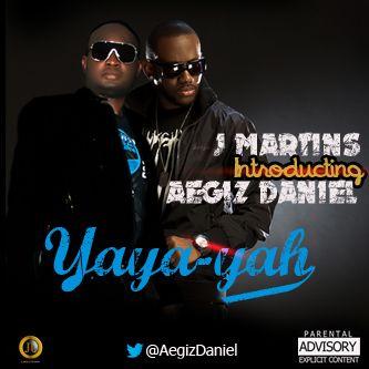 Aegiz Daniel - YAYA-YAH Artwork | AceWorldTeam.com