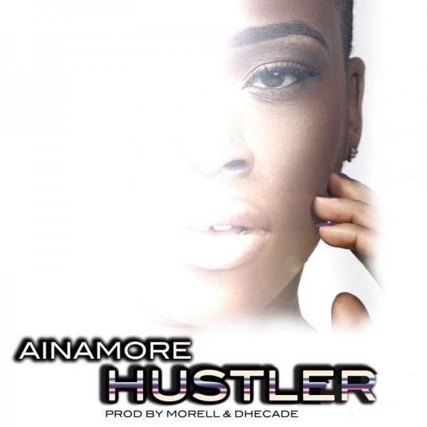 Aina More - HUSTLER [prod. by Dhecade & Morell] Artwork | AceWorldTeam.com