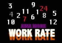 Aina More - WORK RATE [Snippet] Artwork ~ AceWorldTeam.com