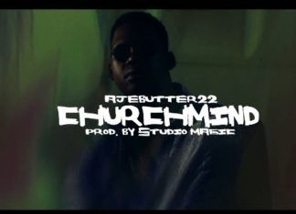 Ajebutter22 - CHURCH MIND [Official Video] Artwork | AceWorldTeam.com