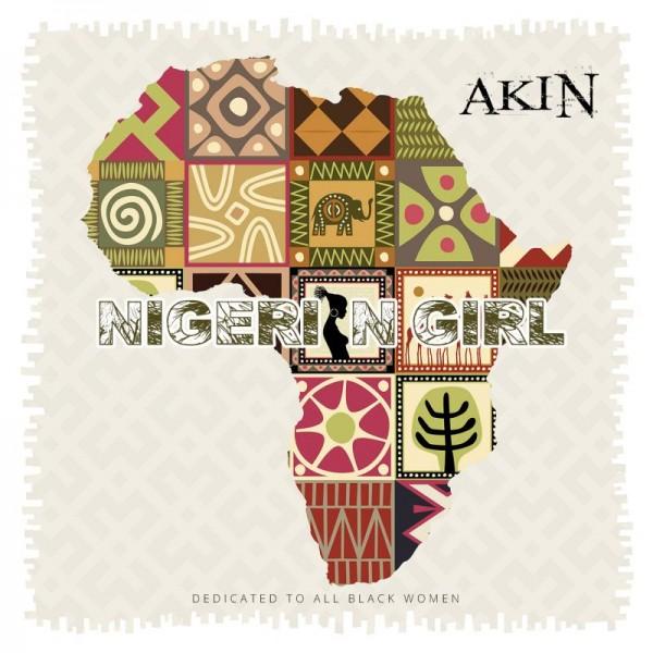 Akin - NIGERIAN GIRL Artwork | AceWorldTeam.com