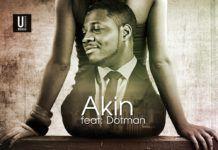 Akin ft. Dotman - NIGERIAN GIRL Remix [prod. by Fliptyce] Artwork | AceWorldTeam.com