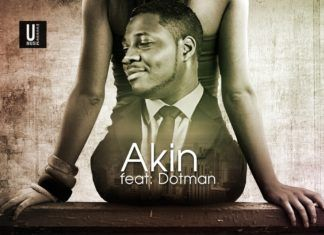 Akin ft. Dotman - NIGERIAN GIRL Remix [prod. by Fliptyce] Artwork | AceWorldTeam.com