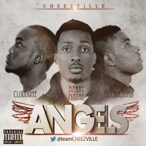Al'Chaddas, Barry Mayne & Cloud9ne [Team Cheezeville] - ANGELS [a Diddy cover] Artwork | AceWorldTeam.com