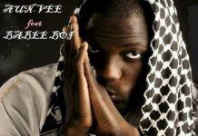 Aunvee ft. BabeeBoi - NUMBER ONE MAN [prod. by Geega] Artwork | AceWorldTeam.com