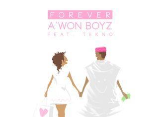 A'won Boyz ft. Tekno - FOREVER Artwork   AceWorldTeam.com