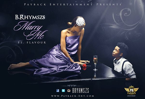 B.Rhymszs ft. Flavour - MARRY ME Artwork | AceWorldTeam.com