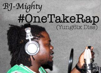 BJ-Mighty - #ONETAKERAP [a Yung6ix diss] Artwork | AceWorldTeam.com