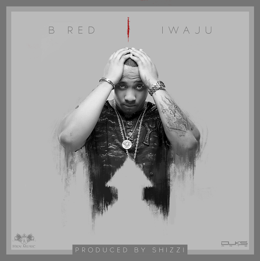 B_Red - IWAJU [prod. by Shizzi] Artwork | AceWorldTeam.com