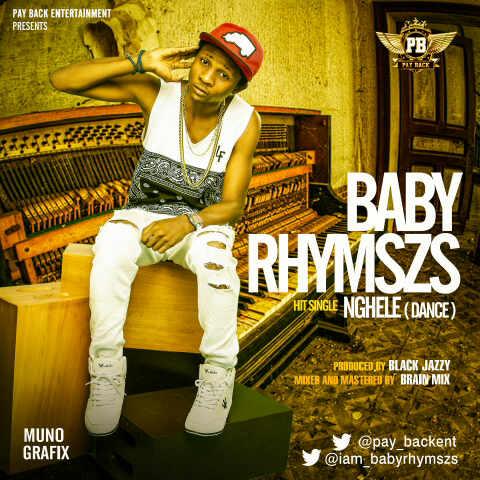 Baby Rhymszs - NGHELE [prod. by Black Jersey] Artwork   AceWorldTeam.com