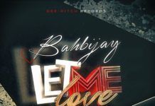 BahbiJay - LET ME LOVE YOU [prod. by DrumDealer] Artwork | AceWorldTeam.com