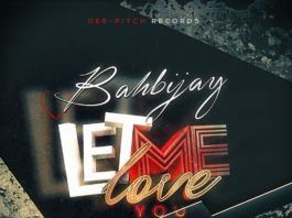 BahbiJay - LET ME LOVE YOU [prod. by DrumDealer] Artwork | AceWorldTeam.com
