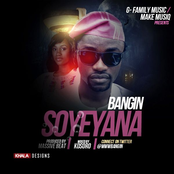 Bangin - SOYEYANA [prod. by Massive Beat] Artwork | AceWorldTeam.com