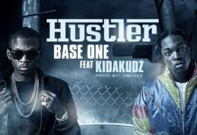 Base One ft. Kida Kudz - HUSTLER [prod. by Xblaze] Artwork | AceWorldTeam.com