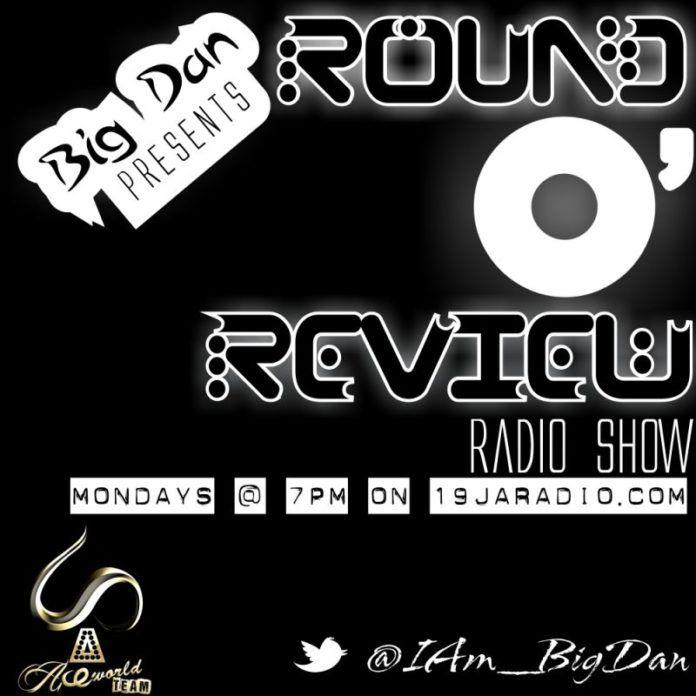Big Dan - ROUND O' REVIEW Artwork | AceWorldTeam.com