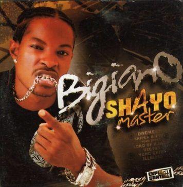 Bigiano - SHAYO MASTER Artwork | AceWorldTeam.com