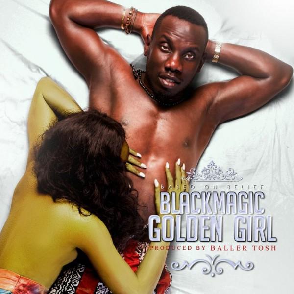 Black Magic - GOLDEN GIRL [prod. by BallerTosh] Artwork | AceWorldTeam.com
