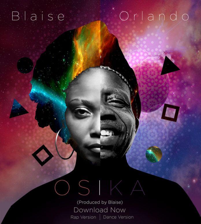 Blaise ft. Orlando Julius - OSIKA Artwork | AceWorldTeam.com