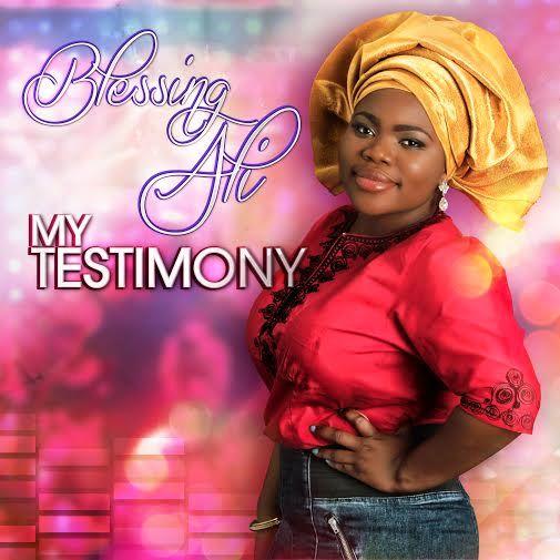 Blessing Ali - MY TESTIMONY Artwork | AceWorldTeam.com