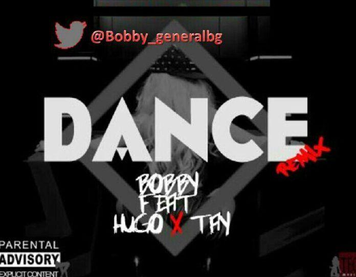 Bobby ft. Hugo & Tay - DANCE Remix Artwork | AceWorldTeam.com