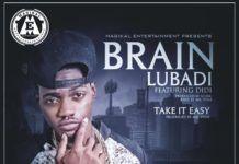 Brain - LUBADI ft. Didi [prod. by Scube] + TAKE IT EASY [prod. by Mr. Vyne] Artwork | AceWorldTeam.com