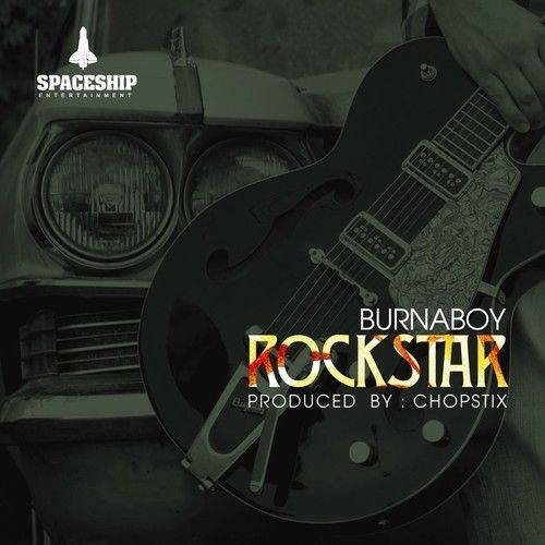 Burna Boy - ROCKSTAR [Official Version ~ prod. by Chopstix] Artwork | AceWorldTeam.com