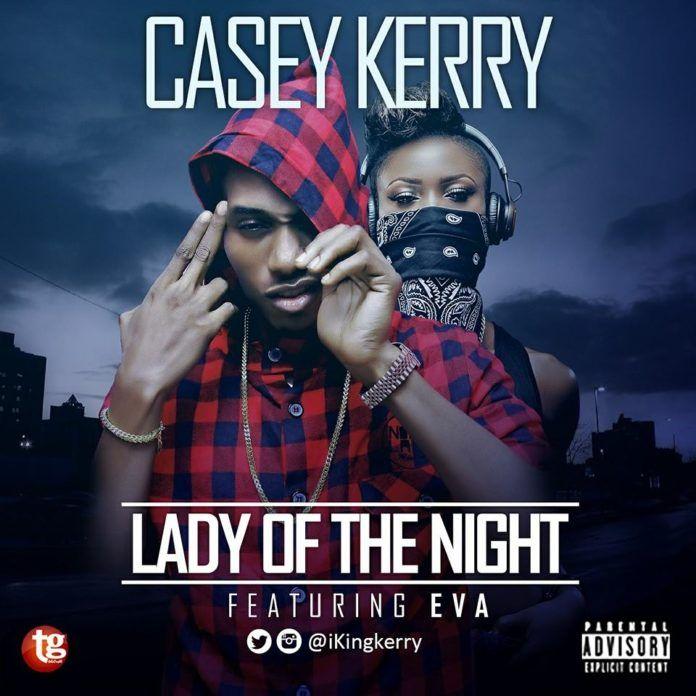 Casey Kerry ft. Eva Alordiah - LADY OF THE NIGHT Artwork | AceWorldTeam.com