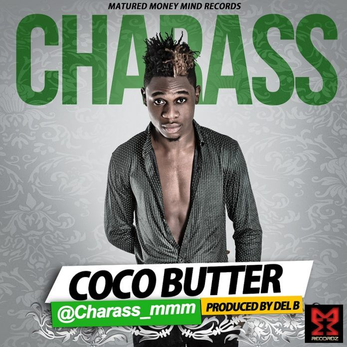Charass - COCO BUTTER [prod. by Del'B] Artwork | AceWorldTeam.com