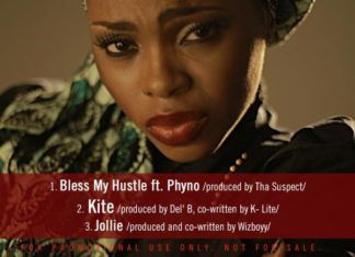 Chidinma - BLESS MY HUSTLE ft. Phyno + KITE + JOLLIE Artwork | AceWorldTeam.com
