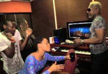 Chidinma ft. Awilo Longomba - KULI KACHE Remix [Studio Session Video] Artwork | AceWorldTeam.com