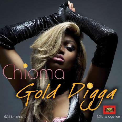 Chioma - GOLD DIGGA Artwork | AceWorldTeam.com