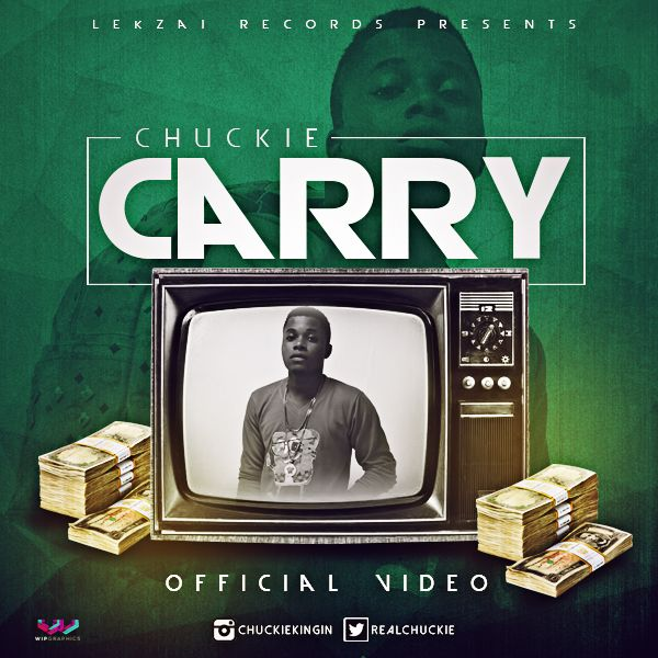 Chuckie - CARRY [Official Video] Artwork | AceWorldTeam.com