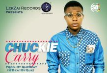 Chuckie - CARRY [prod. by QueBeat] Artwork | AceWorldTeam.com
