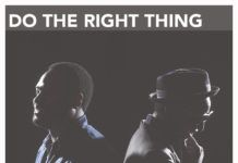 Cobhams Asuquo ft. Bez - DO THE RIGHT THING Artwork | AceWorldTeam.com