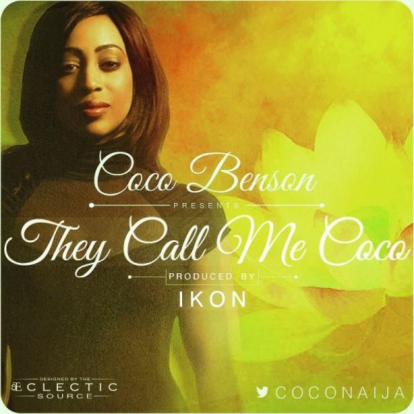 Coco Benson - THEY CALL ME COCO [prod. by Ikon] Artwork | AceWorldTeam.com