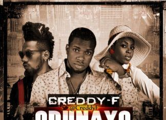 Creddy-F ft. Phyno & Chidinma - ODUNAYO [prod. by Young D] Artwork | AceWorldTeam.com