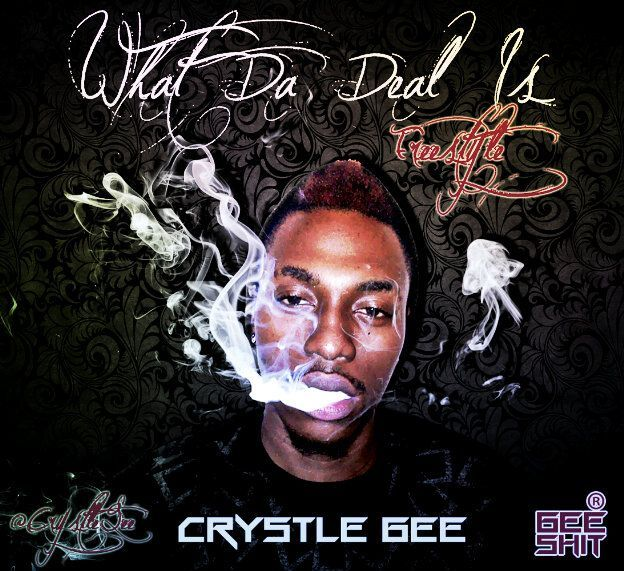 Crystle Gee ft. G-Cizzle - WHAT DA DEAL IS [Freestyle] Artwork | AceWorldTeam.com