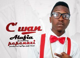 C'wan ft. Pepenazi - ALAFIA [prod. by Oga Jojo] Artwork | AceWorldTeam.com