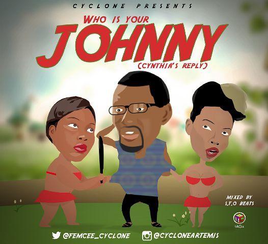 Cyclone - JOHNNY [a Yemi Alade cover] Artwork   AceWorldTeam.com