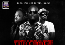 DJ Boombastic ft. DJ Jimmy Jatt & DJ Humility - TRIPLE THREAT [prod. by Puffy Tee] Artwork | AceWorldTeam.com