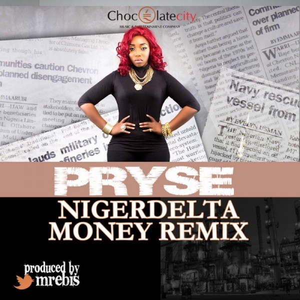 DJ Ebis ft. Pryse - NIGER DELTA MONEY [Unofficial Remix] Artwork | AceWorldTeam.com