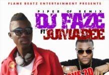 DJ Faze ft. Jumabee - MOVE 2D BEAT Artwork | AceWorldTeam.com