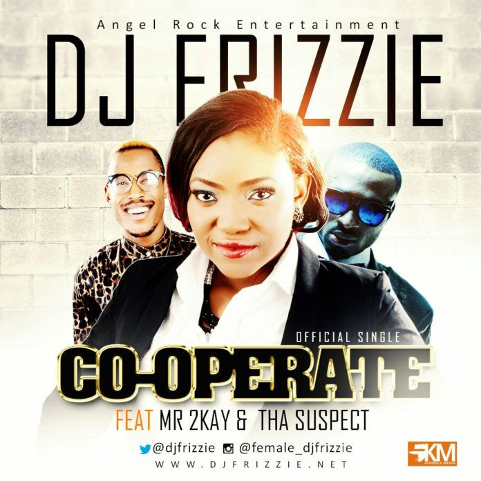 DJ Frizzie ft. Mr. 2Kay & Tha Suspect - CO-OPERATE Artwork | AceWorldTeam.com